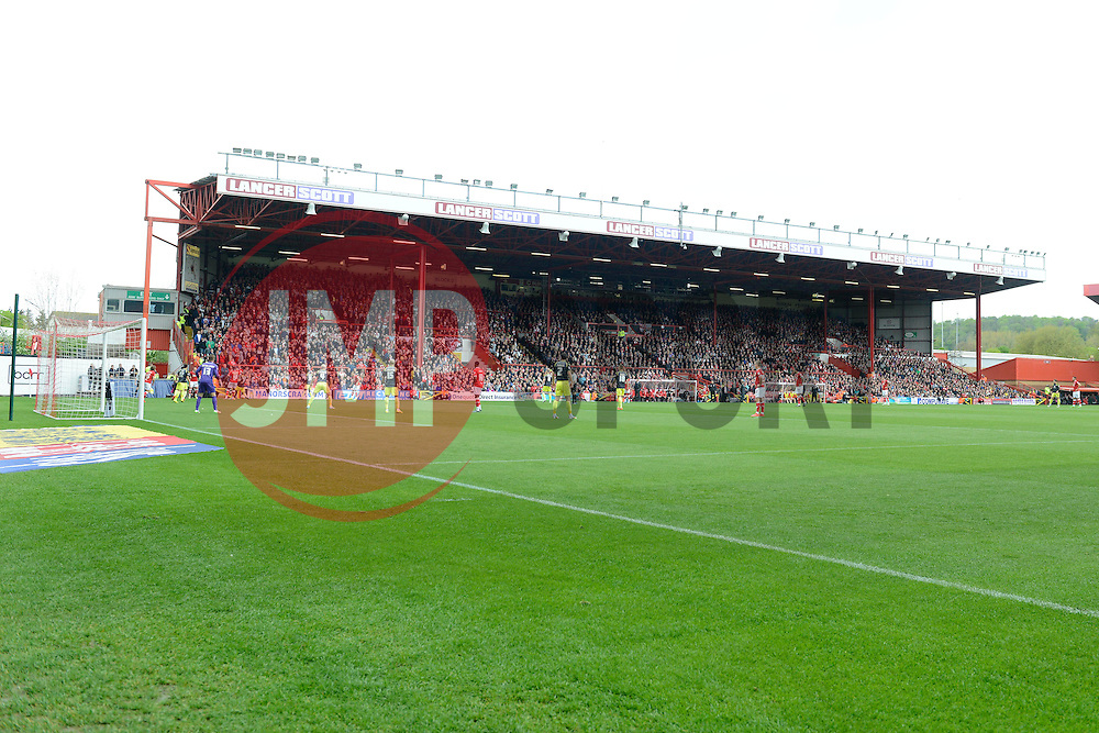 Williams stand - Photo mandatory by-line: Joe Meredith/JMP - Mobile: 07966 386802 - 03/05/2015 - SPORT - Football - Bristol - Ashton Gate - Bristol City v Walsall - Sky Bet League One