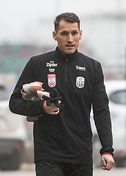 13.01.2020, Waldstadion, Pasching, AUT, 1. FBL, Trainingsauftakt, LASK, im Bild Christian Ramsebner (LASK) // during a Trainingssession of Austrian tipico Bundesliga Club LASK at the Waldstadion in Pasching, Austria on 2020/01/13. EXPA Pictures © 2020, PhotoCredit: EXPA/ Reinhard Eisenbauer
