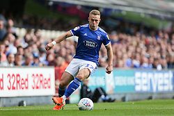 Danny Rowe of Ipswich Town on the ball - Mandatory by-line: Arron Gent/JMP - 10/08/2019 - FOOTBALL - Portman Road - Ipswich, England - Ipswich Town v Sunderland - Sky Bet League One