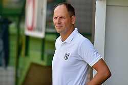 Ante Simundza, coach of NS Mura during football match between NS Mura and NK Krsko in 5th Round of Prva liga Telekom Slovenije 2018/19, on August 19, 2018 in Mestni stadion Fazanerija, Murska Sobota, Slovenia. Photo by Mario Horvat / Sportida