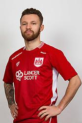 of Bristol City - Rogan Thomson/JMP - 02/02/2017 - FOOTBALL - Failand Training Ground - Bristol, England - Bristol City Headshots 2016/17.