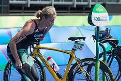 CUNNINGHAM Clare, GBR, Para-Triathlon, PT4 at Rio 2016 Paralympic Games, Brazil