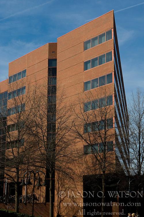 Omni Downtown Charlottesville Hotel, Downtown Charlottesville, VA on January 7, 2008.
