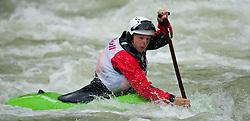 AUT, ECA Kayak Freestyle European Championships im Bild Hitzigrath Philipp, GER, Canadien Men, #59, EXPA Pictures © 2010, PhotoCredit: EXPA/ J. Feichter