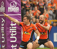 Castleford Tigers v Catalans Dragons 100716