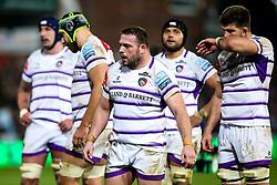 Greg Bateman of Leicester Tigers - Mandatory by-line: Robbie Stephenson/JMP - 16/11/2018 - RUGBY - Kingsholm - Gloucester, England - Gloucester Rugby v Leicester Tigers - Gallagher Premiership Rugby