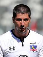 Chile League - Scotiabank 1 Division 2018 / <br /> ( C.S.D. Colo Colo ) - <br /> Jaime Andres Valdes