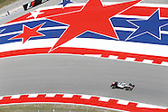 Austin- Formula 1 Round 18 Practice 21 Oct 2016