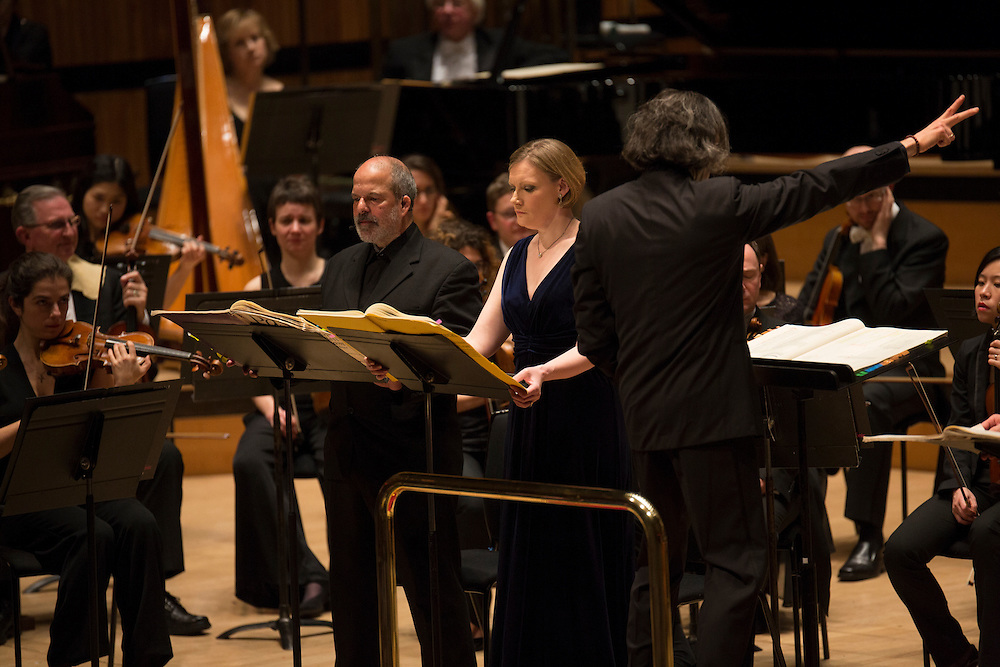 St Luke's Passion  by Polish composer Krzysztof Penderecki