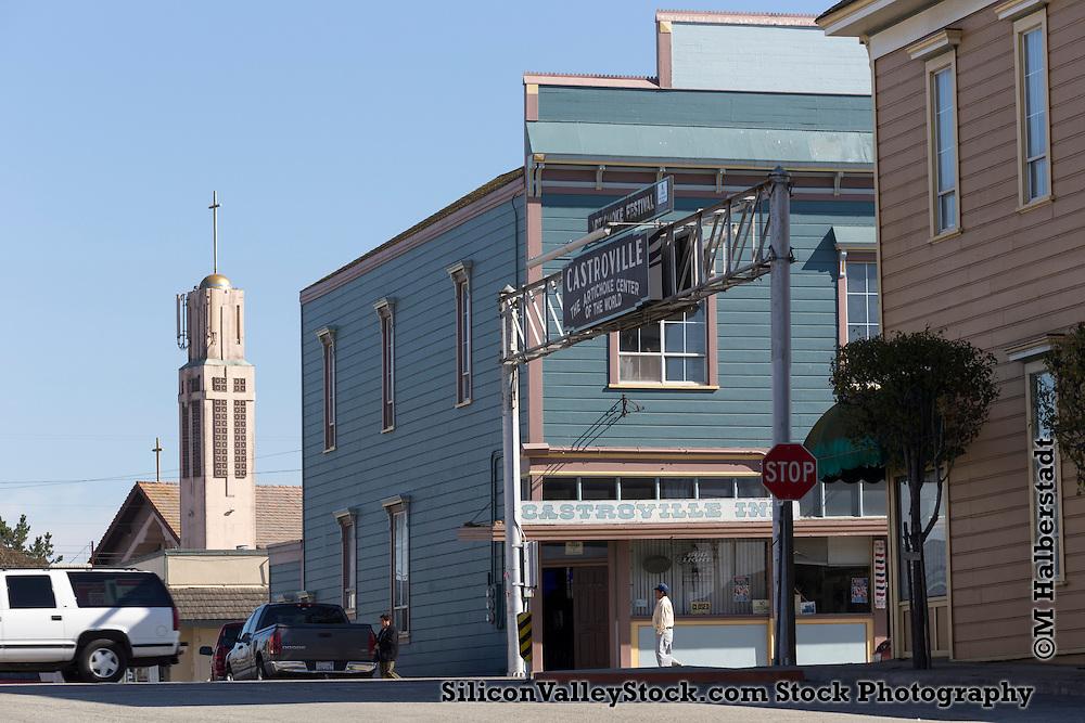 Castroville, California