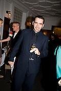 ROLAND MOURET, Vogue's Celebration of Fashion Dinner in association with Creme de la Mer. the Albermarle, Browns Hotel. Albermarle st. London. 18 September 2008. *** Local Caption *** -DO NOT ARCHIVE-© Copyright Photograph by Dafydd Jones. 248 Clapham Rd. London SW9 0PZ. Tel 0207 820 0771. www.dafjones.com.