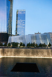 National September 11 Memorial And Museum in New York City