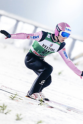 February 8, 2019 - Lahti, Finland - Viktor Polášek participates in FIS Ski Jumping World Cup Large Hill Individual training at Lahti Ski Games in Lahti, Finland on 8 February 2019. (Credit Image: © Antti Yrjonen/NurPhoto via ZUMA Press)