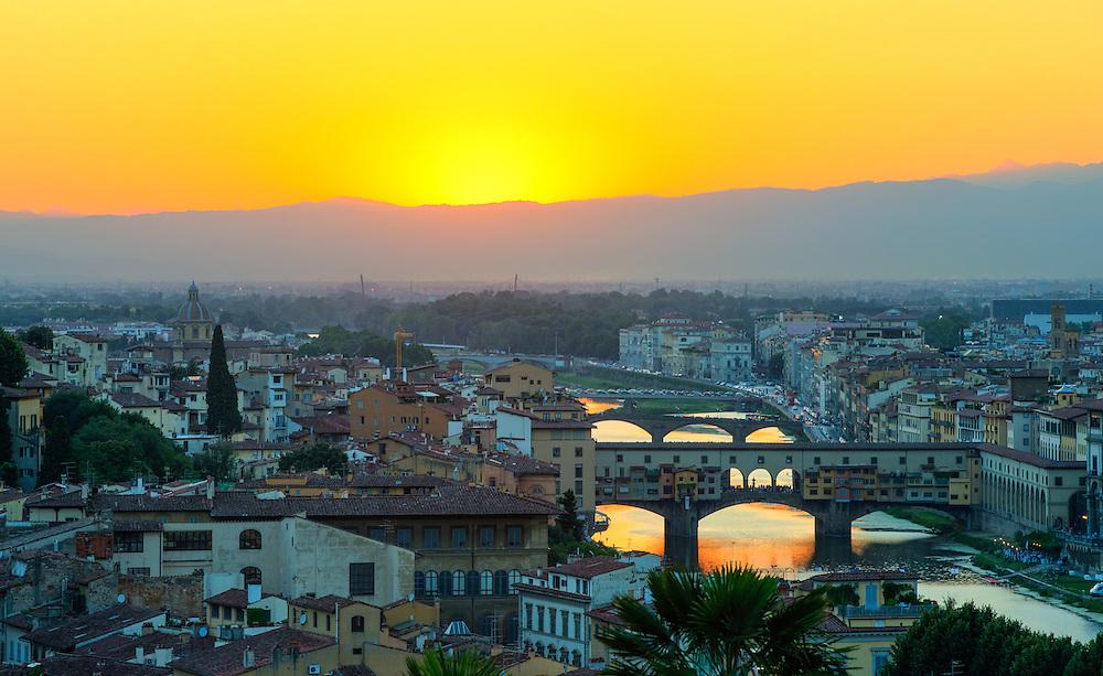 Ponte Veccio, Florence