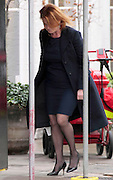 18.APRIL.2012. LONDON<br /> <br /> **EXCLUSIVE PICTURES** <br /> <br /> FORMER ROYAL COUPLE PRINCE ANDREW AND SARAH FERGUSON SPOTTED LEAVING THE MANOLO BLAHNIK DESIGNER SHOE SHOP IN CHELSEA.<br /> <br /> BYLINE: EDBIMAGEARCHIVE.COM<br /> <br /> *THIS IMAGE IS STRICTLY FOR UK NEWSPAPERS AND MAGAZINES ONLY*<br /> *FOR WORLD WIDE SALES AND WEB USE PLEASE CONTACT EDBIMAGEARCHIVE - 0208 954 5968*
