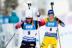 IBU World Championships Biathlon - 10 March 2019