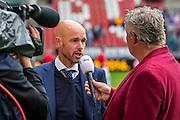 UTRECHT - 21-08-2016, FC Utrecht - AZ, Stadion Galgenwaard, 1-2, FC Utrecht coach Erik ten Hag.