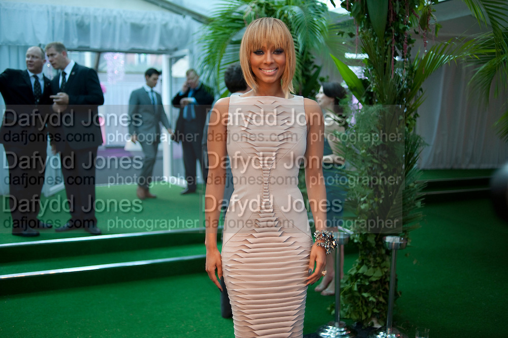 Keri Hilson, Glamour Women of the Year Awards 2011. Berkeley Sq. London. 9 June 2011.<br /> <br />  , -DO NOT ARCHIVE-© Copyright Photograph by Dafydd Jones. 248 Clapham Rd. London SW9 0PZ. Tel 0207 820 0771. www.dafjones.com.