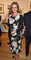 Caroline Michel at The Philanthropist After Party held at The Mall Galleries, 17 Carlton House Terrace, London England. 20 April 2017.