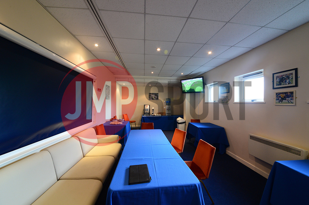 Players lounge  - Mandatory by-line: Dougie Allward/JMP - 17/11/2018 - FOOTBALL - Memorial Stadium - Bristol, England - Bristol Rovers v Scunthorpe United - Sky Bet League One