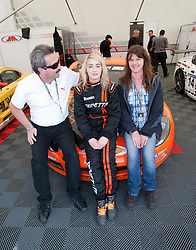 Christie's Ginetta cars top team..British Touring Car Championship at Knockhill, Sunday 4th September 2011. .© pic Michael Schofield.