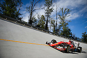 September 3-5, 2015 - Italian Grand Prix at Monza: Ferrari event on the old monza banking with the SF15-T