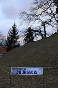 WER MÖCHTE LEBEN OHNE DEN TROST DER BAEUME?  Stadtwanderung, Villars-sur-Glâne, Fribourg. Arbres: déco d'architecture? © Romano P. Riedo   fotopunkt.ch.