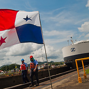 Norway's Business Daily / Panama Canal Expasion - Gatun Locks - Miraflores Locks