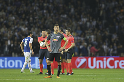 November 1, 2017 - Porto, Porto, Portugal - Defender Willi Orban of Leipzig during the UEFA Champions League Group G match between FC Porto and Leipzig at Dragao Stadium on November 1, 2017 in Porto, Portugal. (Credit Image: © Dpi/NurPhoto via ZUMA Press)