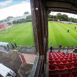Brechin City's home ground Glebe Park