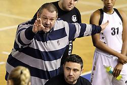 Dragan Petricevic antrenor Universitatea Cluj, Miljan Medvedj director tehnic,