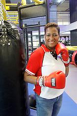 Boxing promoter Zandile Malinga - 10 July 2018