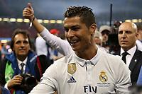 02.06.2017 - Cardiff - Finale di Champions League -  Juventus-Real Madrid nella  foto: Cristiano Ronaldo
