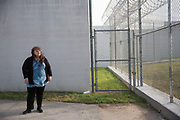 Sara Garcia stands in front of the Travis County Correctional Facility where her son Mark, 21, is currently awaiting sentencing for his second term of incarceration.<br /> <br /> &quot;I never thought my son would be incarcerated. He was such a good kid growing up. I expected to be planning for girlfriends and prom and graduation. I got none of that. I didn't get to see him grow up. He hasn't lived and he's going up in the state penitentiary.&quot;<br /> <br /> Sara Garcia's son Mark has been incarcerated since he was 16 and has spent two and a half years in solitary confinement. Her son's mental illness combined with long stretches in solitary has left him only more disturbed and despondent. After being released in late 2014, Mark struggled to stay sober and hopeful, even with the extensive support network his mother had waiting for him. He returned to prison just four months later on another charge and will likely be behind bars for several more decades.