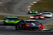 October 1, 2016: IMSA Petit Le Mans, #48 Bryce Miller, Madison Snow, Bryan Sellers, Paul Miller Racing, Lamborghini Huracán GT3