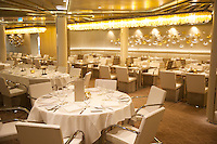 Royal Caribbean International launches Quantum of the Seas, the newest ship in the fleet, in November 2014.<br /> <br /> CHIC restaurant.