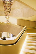 Staircase to ballrooms, Park Hyatt Bangkok