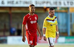 Zak Vyner of Bristol City Under 21s takes part in the preseason friendly at Weymouth - Mandatory by-line: Robbie Stephenson/JMP - 13/07/2016 - FOOTBALL - Bob Lucas Stadium - Weymouth, England - Weymouth FC v Bristol City Under 21s - Pre-season friendly