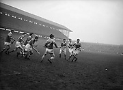 Oireachtas Hurling Final Replay, .Clare v Wexford, .21.11.1954, 11.21.1954, 21st November 1954,