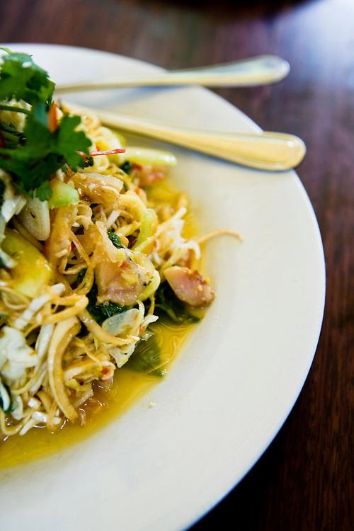 Romdeng restaurant. Phnom Penh, Cambodia