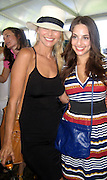 Christie Brinkley with daughter Alexa Ray Joel.Classic Horse Show.Bridgehampton, NY, USA.Sunday, September, 02, 2007.Photo By Celebrityvibe; .To license this image please call (212) 410 5354 ; or.Email: celebrityvibe@gmail.com;.