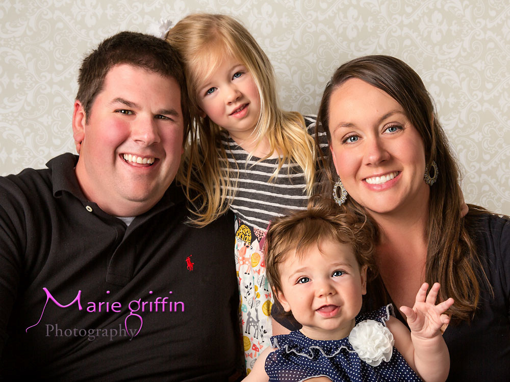 Paige Cook and Family 6 month photo session on April 10, 2016.<br /> Photography by: Marie Griffin Dennis/Marie Griffin Photography<br /> mariegriffinphotography.com<br /> mariefgriffin@gmail.com