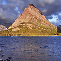 Mount Grinnell Swift Current Lake 6-20 AM