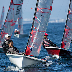 2015  Tasar Japan Nationals 江の島テーザー級全日本選手権