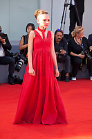 Shira Haas at the premiere of the film Foxtrot at the 74th Venice Film Festival, Sala Grande on Saturday 2 September 2017, Venice Lido, Italy.