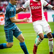 NLD/Amsterdam/20180408 - Ajax - Heracles, David Neres vs Roland Baar (22)