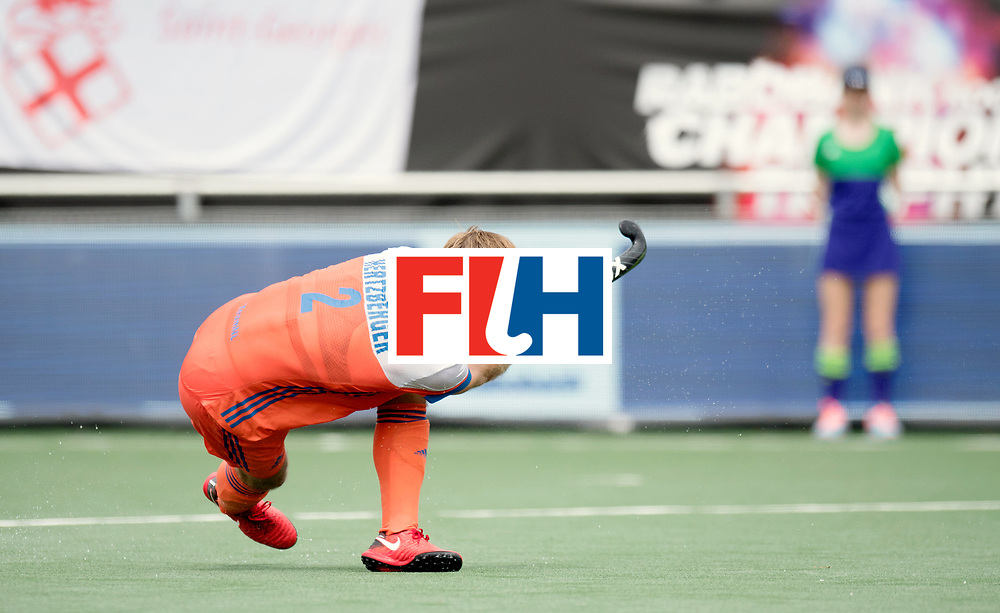 BREDA - Rabobank Hockey Champions Trophy<br /> The Netherlands - Belgium<br /> Photo: Jeroen Hertzberger.<br /> COPYRIGHT WORLDSPORTPICS FRANK UIJLENBROEK