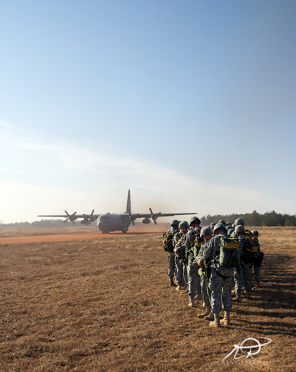 82nd Airborne Toy Drop Zone 2008