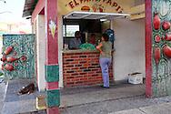 Cafe in Pinar del Rio, Cuba.