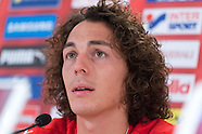 Austria Press Conference 051016